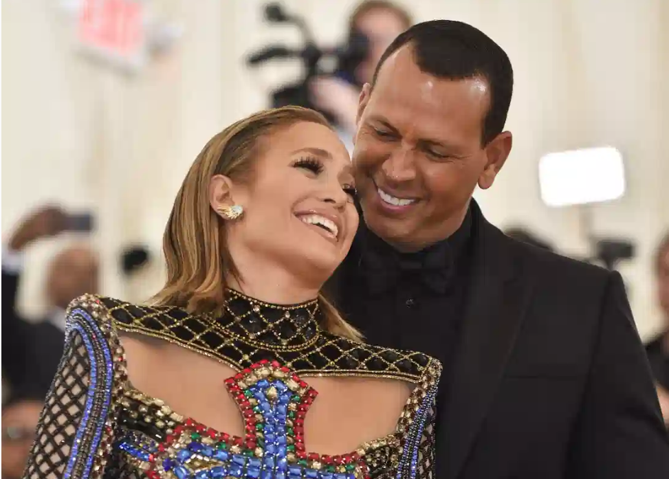 Alex Rodriguez turned 45 years old. How do I celebrate J.Lo?
