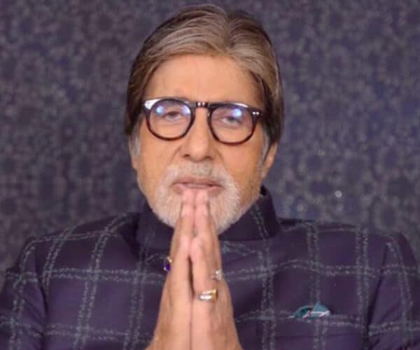 Corona positive Amitabh Bachchan admitted to isolation unit, condition stable at present
