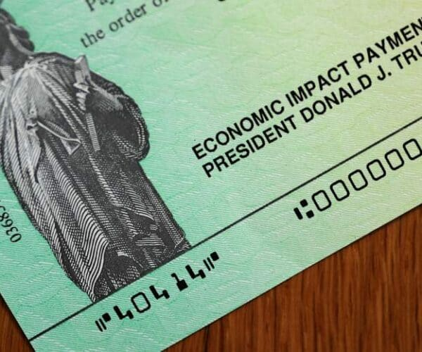 CONFIRMED: Government wants to give checks of only $ 200 dollars for unemployment