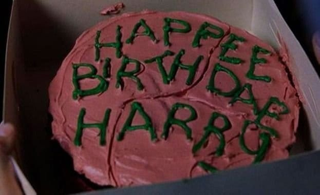 Harry Potter is 40 years old Happy Birthday!
