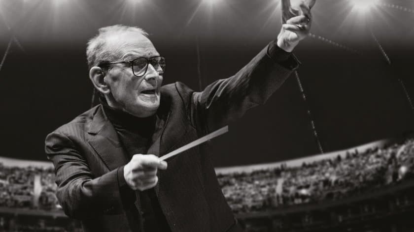 Composer Ennio Morricone dies at 91