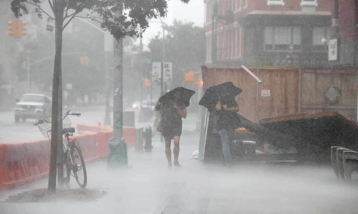 At least 4 dead as Tropical Storm Isaias lashes US east coast
