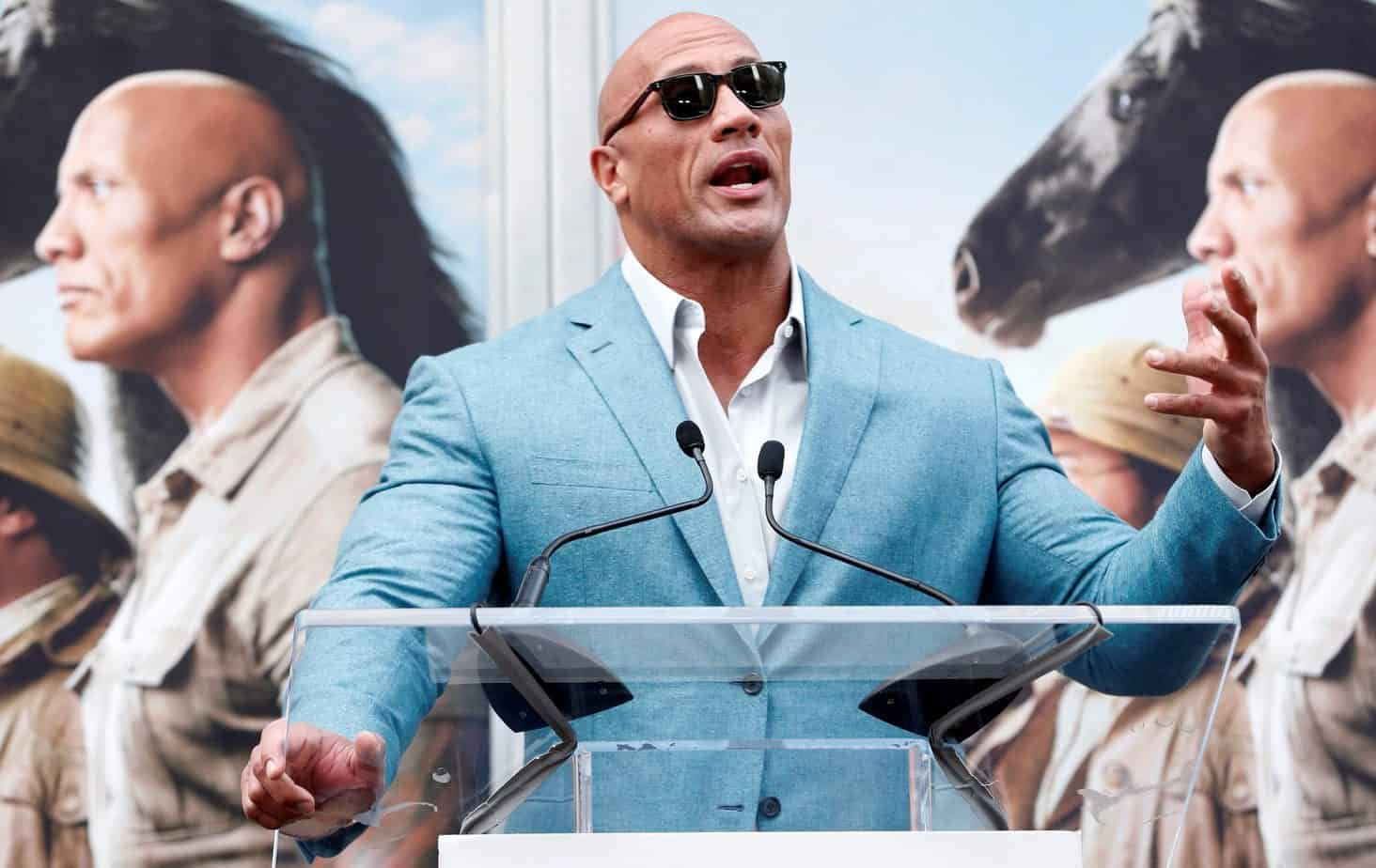 """Dwayne """"The Rock"""" Johnson buys XFL along with other investors for $ 15 million"""