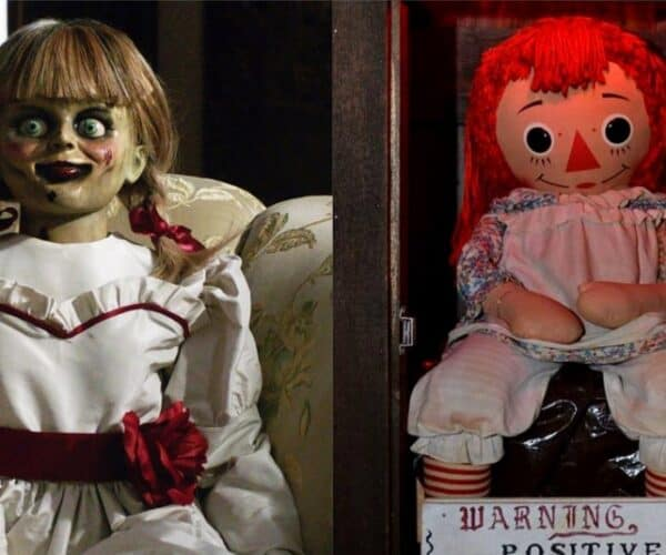 "The Truth Behind The Alleged ""Escape"" Of The Annabelle Doll"