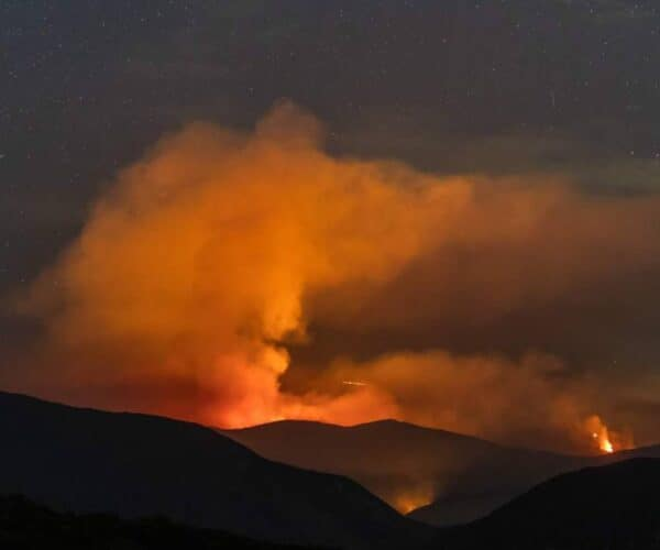 California Fire: What is a Fire Tornado and how dangerous can it be?