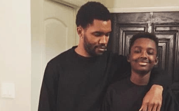 Frank Ocean's younger brother dies in fatal car accident, according to website