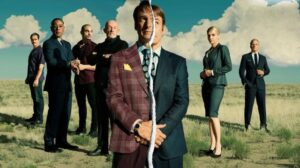 """""""Better Call Saul"""", prequel to """"Breaking Bad"""" created by Vince Gilligan and Peter Gould. Photo: AMC."""