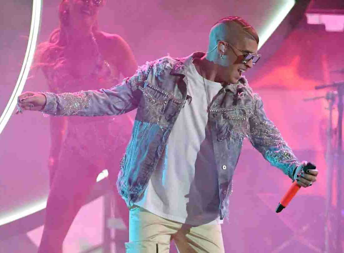 From Singer To Designer. Bad Bunny Creates His Own Shoes