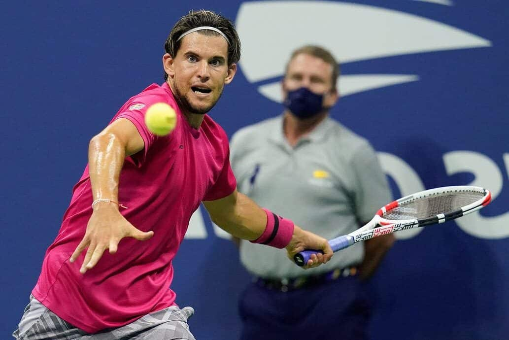 US Open. Thiem Beat Medvedev And Will Play The Final On Sunday Against Zverev
