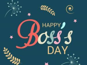 National Boss's Day 2020