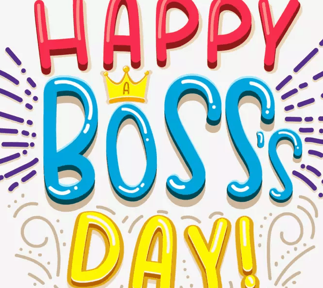 National Boss's Day 2020 Images & Messages For Boss: