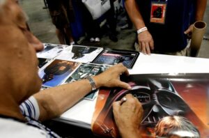 David Prowse died
