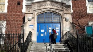 Public School 41 in the borough of Queens, New York. REUTERS Shannon Stapleton