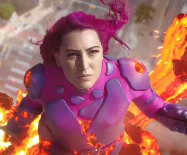 """[Photos]  We Can Be Heroes: """"Sharkboy"""" and """"Lavagirl"""" are now parents"""