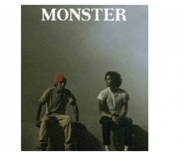 "Shawn Mendes and Justin Bieber, finally together on the song ""Monster"""