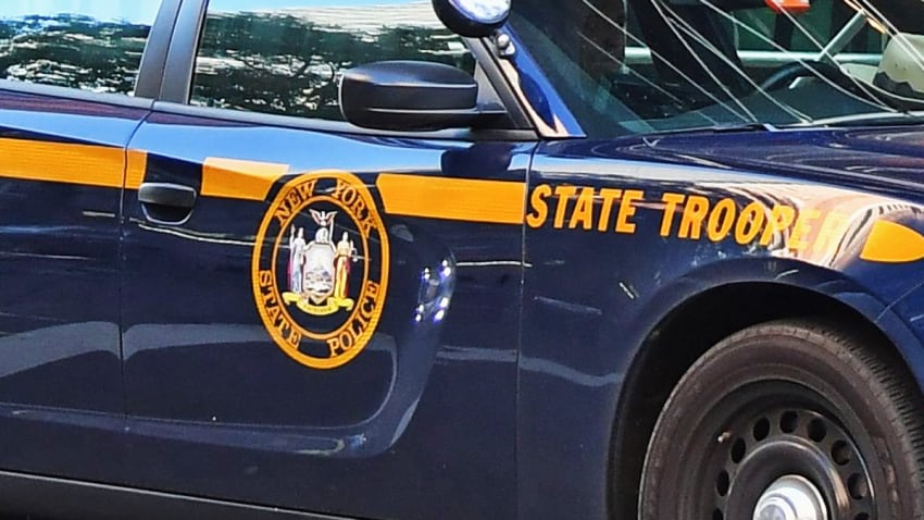 11-year-old Girl Dies After A Truck Collides With A Police Car In The Middle Of A Chase In NY