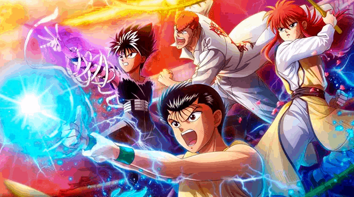 NETFLIX ANNOUNCES YU YU HAKUSHO LIVE-ACTION