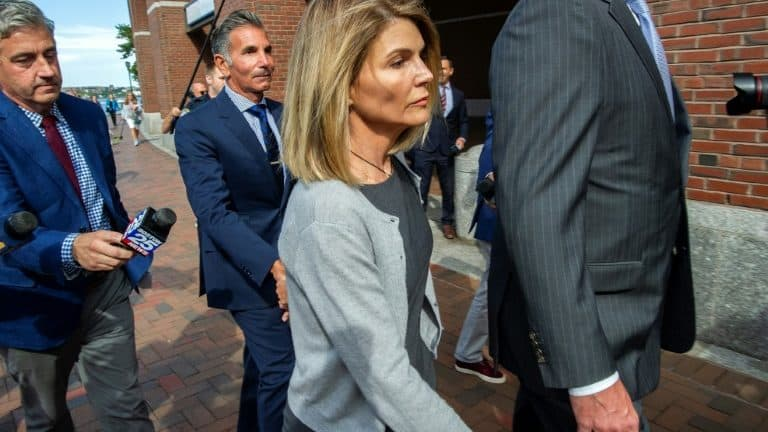 Actress Lori Loughlin Released After Serving 2-Month Prison Sentence