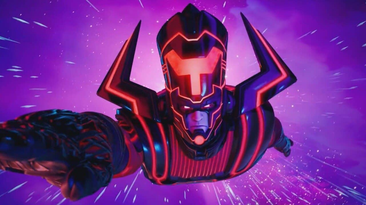 Fortnite: How to access the Galactus event in the Battle Royale?