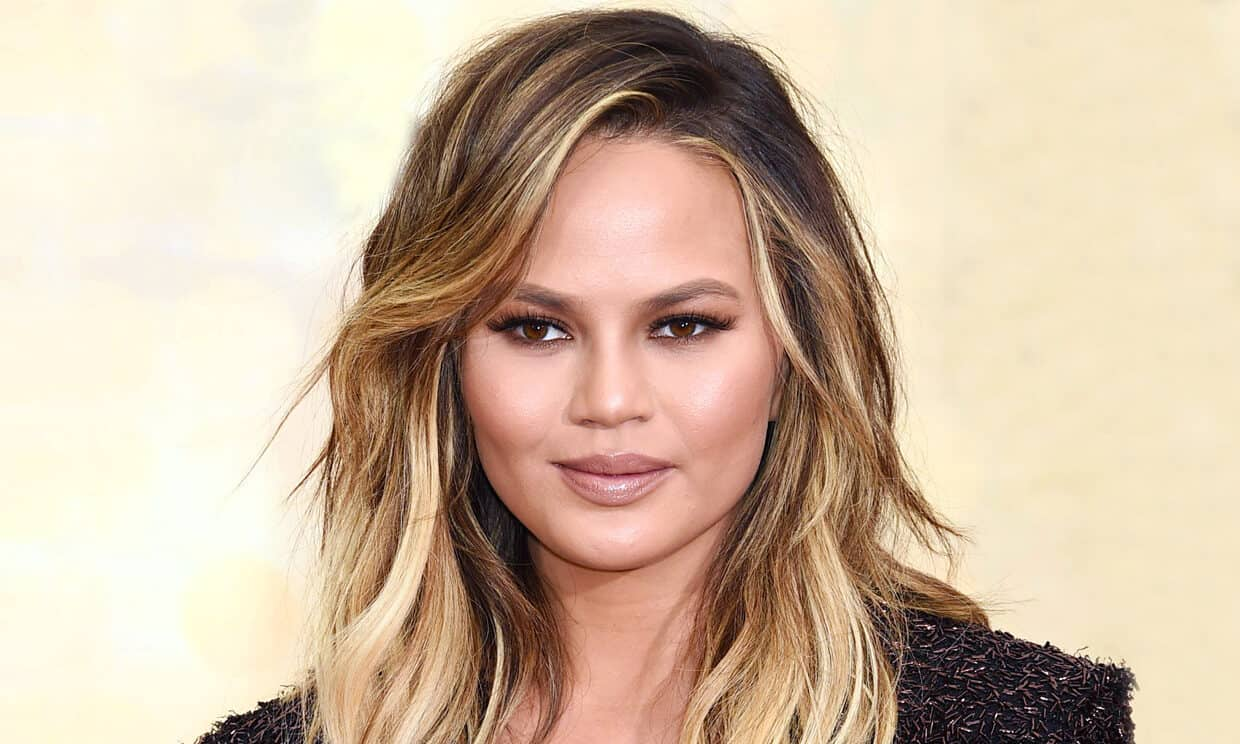 Chrissy Teigen's Painful Confession: 'I Love Being Pregnant And I'm Sad That I'll Never Be Pregnant Again'