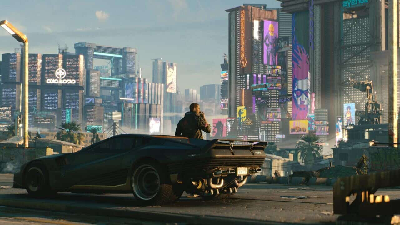 Review: Cyberpunk 2077 is beautiful, but it's not finished yet | NOW