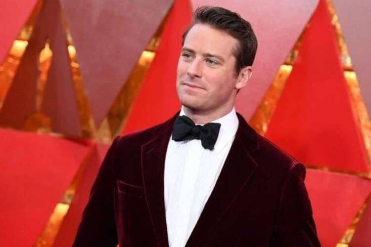 Armie Hammer Leaves Film Cast After Accusations Of Cannibalism And Abuse