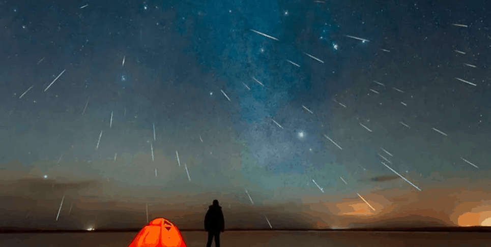 Meteor Shower, The First Of The Tear, Don't Miss It!