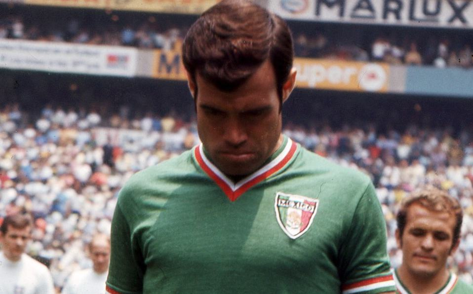 Gustavo Pena, Captain Of The Mexican National Team, Dies