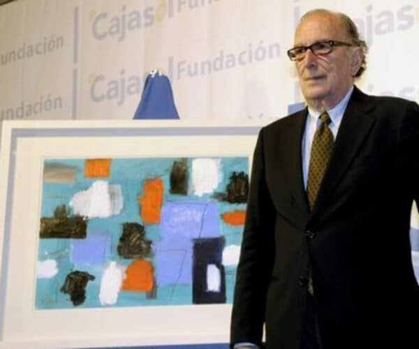 Spanish Abstract Painter Manuel Salinas Dies Of Covid-19
