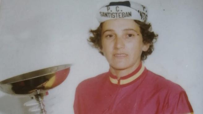 First Cycling Champion Of Spain Mercedes Ateca Dies At 73