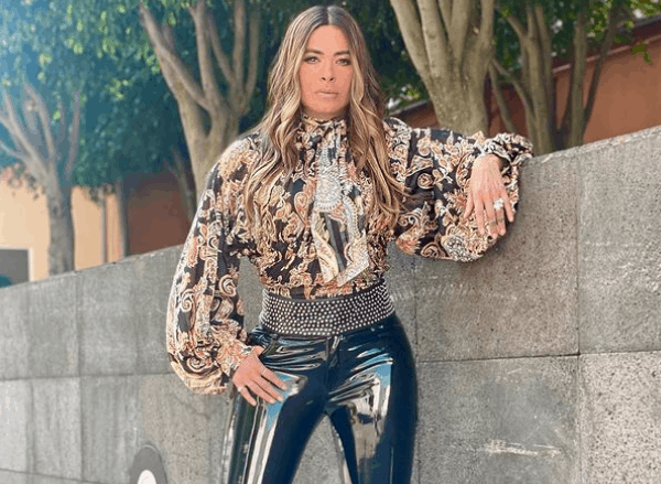 Galilea Montijo Was Infected Again With COVID-19: How Are You? [VIDEO]