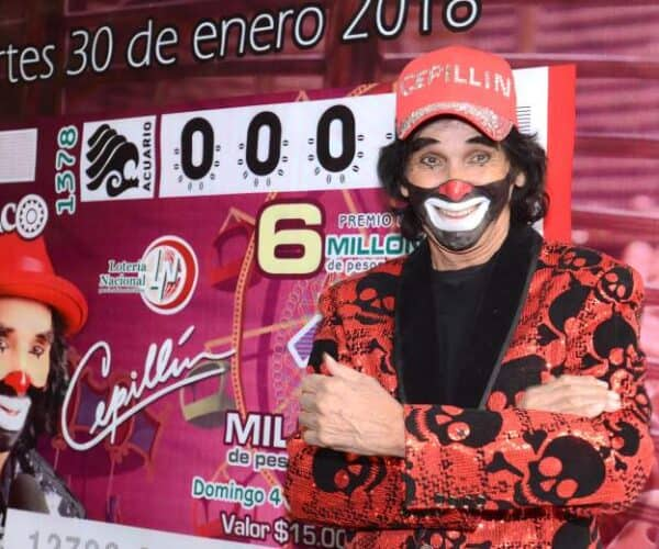 Clown Cepillín Is Hospitalized In The Emergency Room: What Happened To Him?