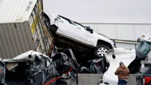 Accident In Texas