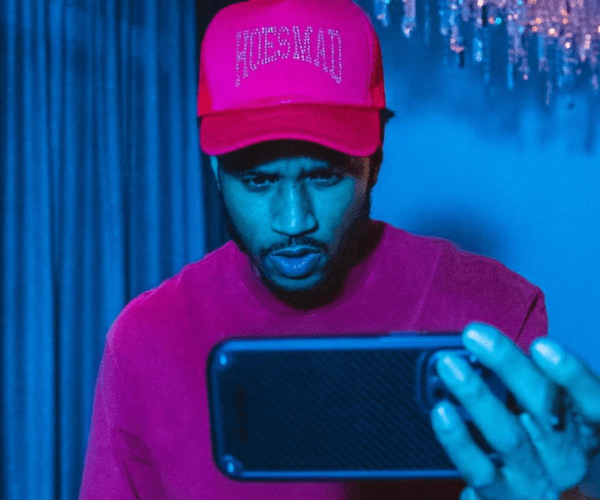 Trey Songz Reacts After Having Leaked Sextape On The Internet