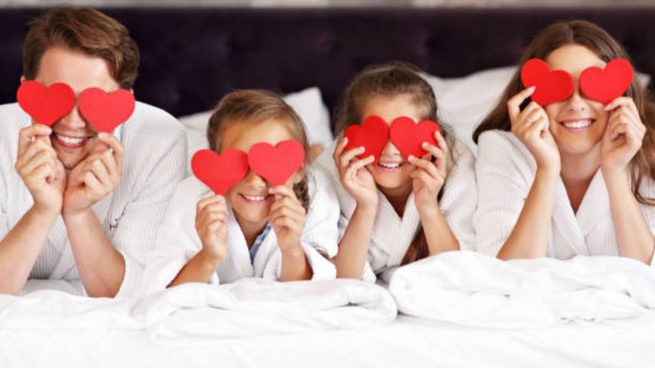How To Celebrate Valentine's Day With Children