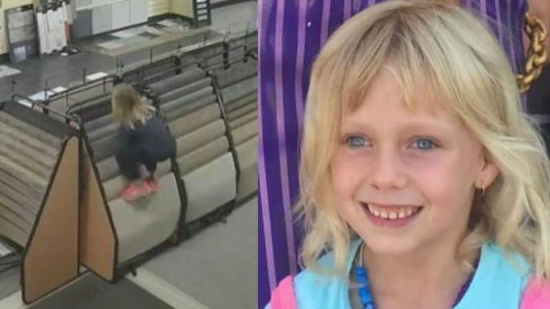 7-year-old Girl Dies Crushed In Front Of Her Own Father