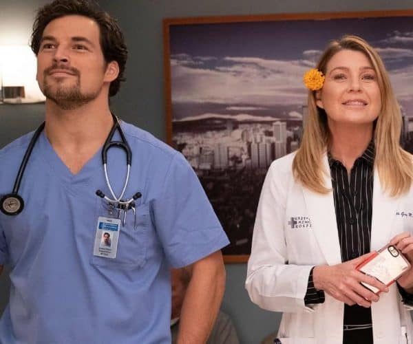 Grey's Anatomy. Dr. Andrew DeLuca Dies In Latest Episode