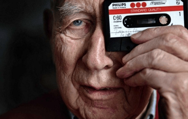 Lou Ottens, Inventor Of The Cassette, Dies at 94