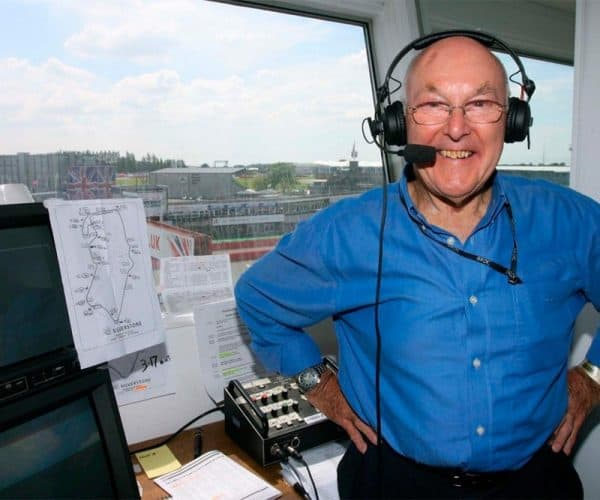 Murray Walker, The Voice Of Formula 1, Dies At 97