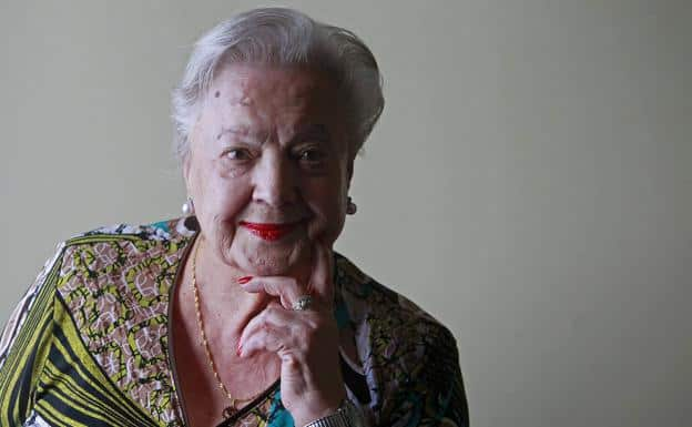 Spanish Singer Diamantina Rodríguez Dies At 100