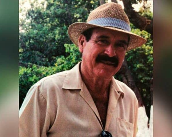 Mexican Baseball Player Jorge Fitch Dies At 87