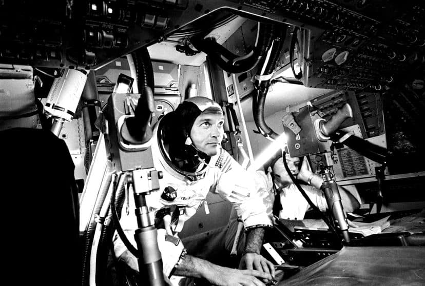 Apollo 11 Astronaut Michael Collins Dies At 90