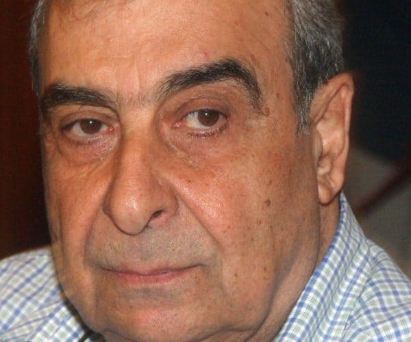 Historical Syrian Opposition Michel Kilo Dies Of Covid-19