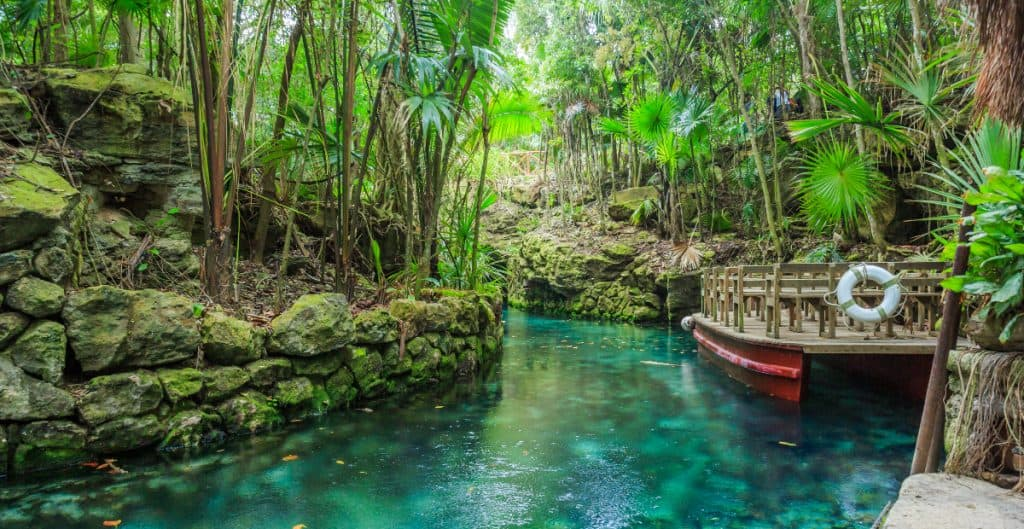 Minor Dies After An Accident In Xcaret Park
