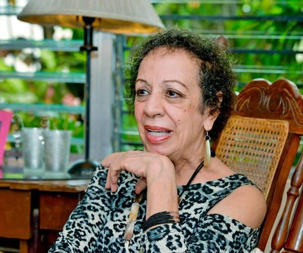 First Dominican Actress Delta Soto Dies At 83