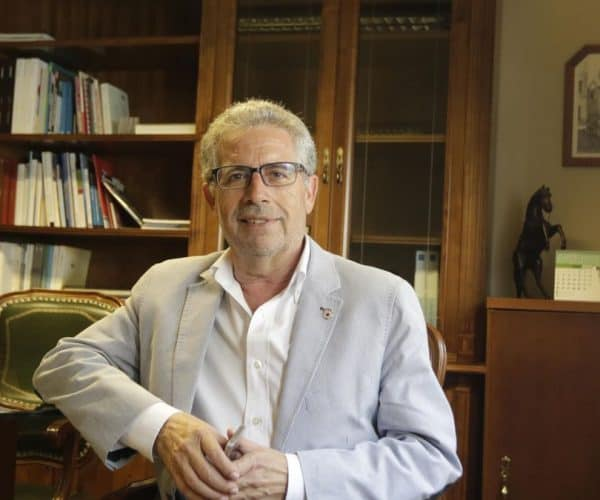 Professor Of Plant Physiology At The UCO Manuel Pineda Priego Dies
