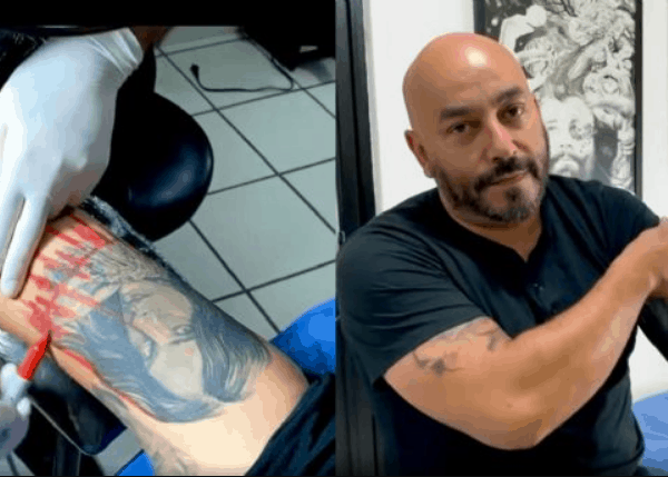 This Is How Lupillo Rivera Reacted To The Criticism Of Belinda's Tattoo