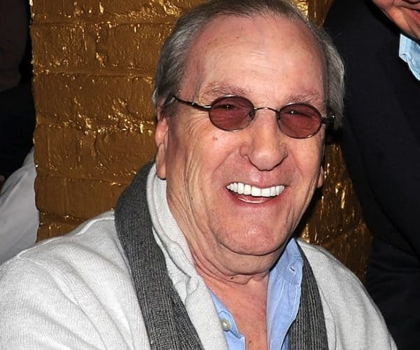 Danny Aiello Net Worth At The Time Of His Death