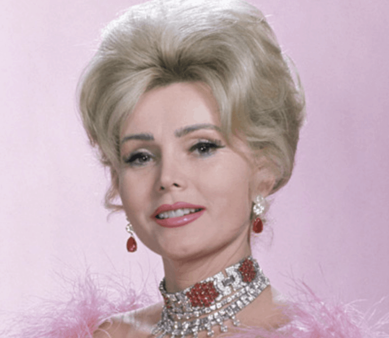 Zsa Zsa Gabor Net Worth At The Time Of Her Death May Surprise You